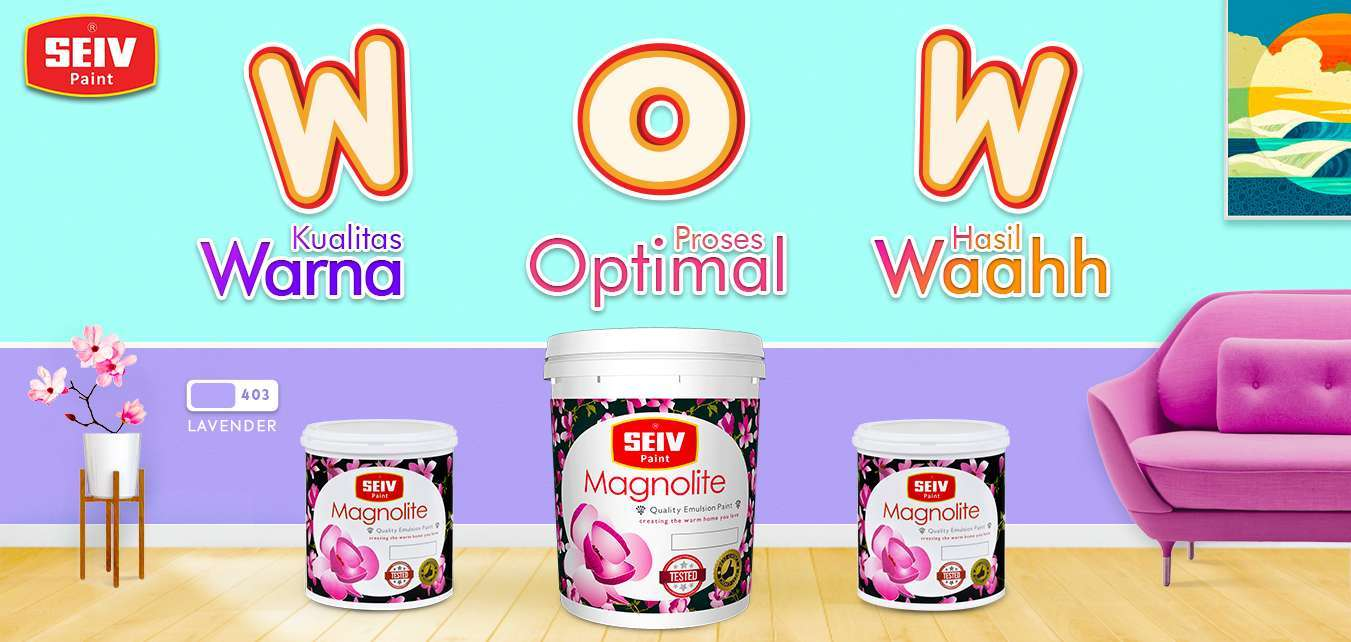 Banner Product WOW SEIV Magnolite